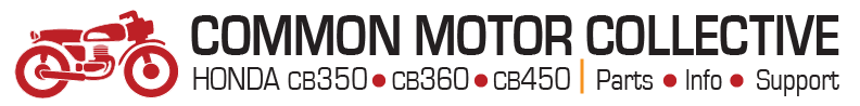 Common Motor Collective logo