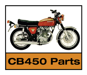 Honda motorcycles vintage parts