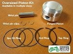 Honda CL / CB450 Forged Piston Kit