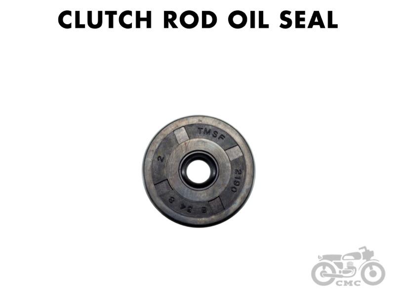 honda cb350    cb360    cb450 clutch rod oil seal