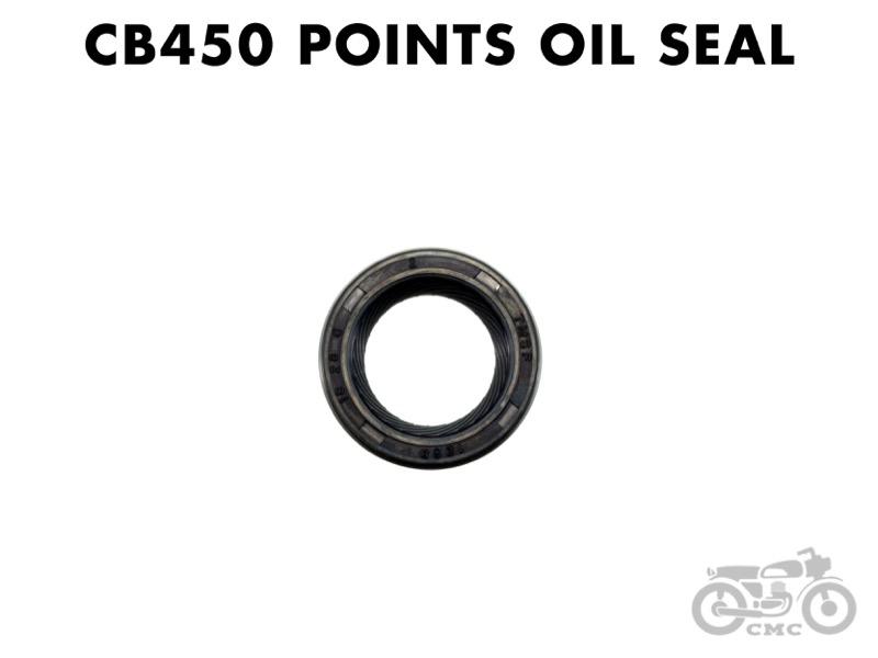 honda cb450 points oil seal