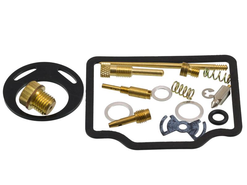 Honda SL350 K0 MotorSport Carburetor Carb Repair Rebuild Jet Seal Kit