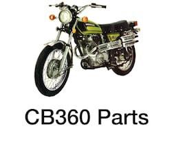 Perfect Vintage Honda Motorcycle ...