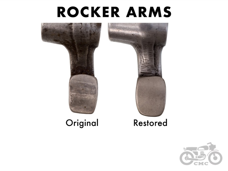 Rebuilt / Repaired Camshaft & Rocker Arms Honda CB350 / CB360 / CB450 /  CB550