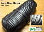 Honda CB360 Seat Cover Kit