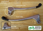 Honda CB350 / CL360 / CL450 Drum Brake & Clutch Lever Kit