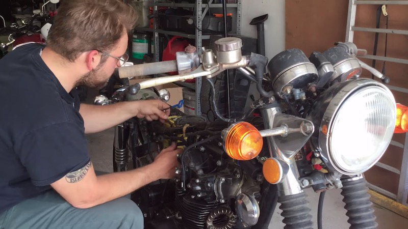 The Long Haul Part 3: Fuel & Spark for a Honda CB450