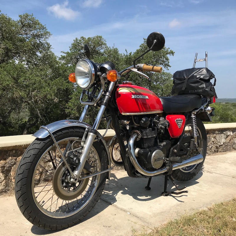 The Long Haul Part 6: Finishing Up our Honda CB450