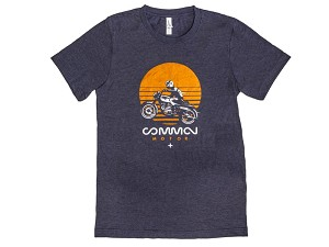 Common Motor Scrambler T-Shirt