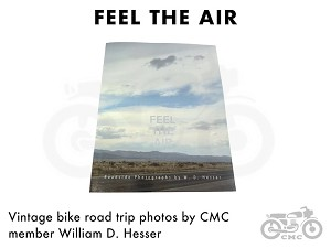 Feel The Air Photobook