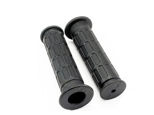 Honda Super Bike Handlebar Grips (Black)