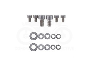 Ignition Points and Timing Plate Allen Head Mounting Screw Set