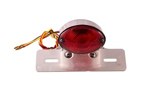 Universal Cat-Eye Tail Light