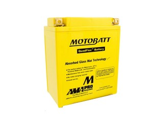 Honda Replacement Motorcycle AGM Battery CB350 / CB360 / CB450 / CB550