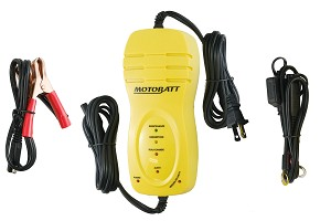 Automatic Battery Charger / Maintainer (6v/12v 1.25amp)