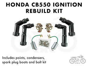 Honda CB550 Ignition Rebuild Kit