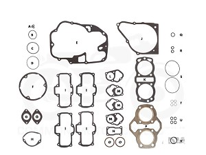 Honda CL / CB450 / CB500T Gasket Kit: Overhaul