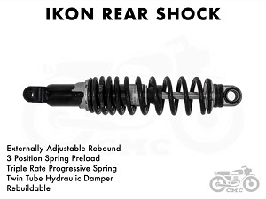 Ikon Rear Shock
