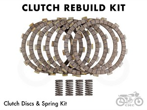 Honda CB500K Clutch Rebuild Kit