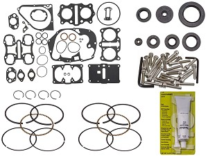 Honda CB350 / CL350 Scrambler / SL350 Engine Overhaul Bundle